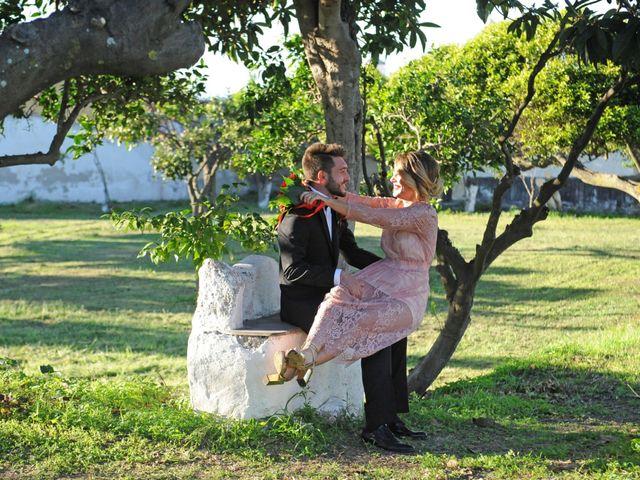 Il matrimonio di Richard e Rebecca a Procida, Napoli 76