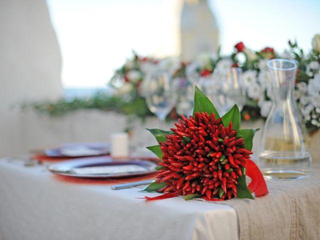 Il matrimonio di Richard e Rebecca a Procida, Napoli 77