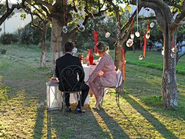 Il matrimonio di Richard e Rebecca a Procida, Napoli 81