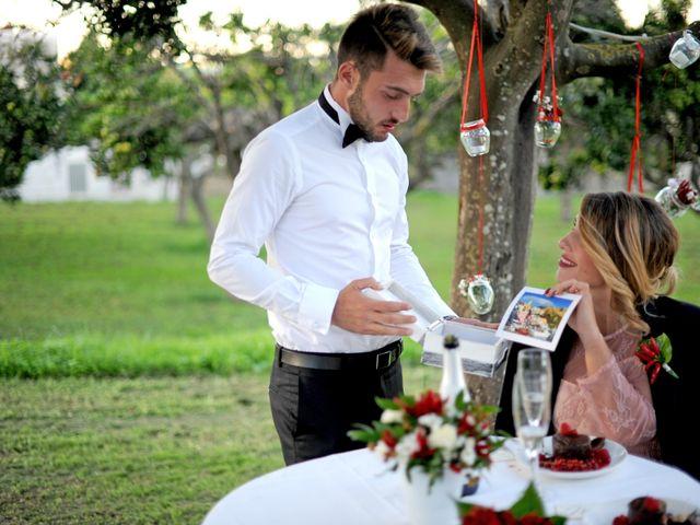 Il matrimonio di Richard e Rebecca a Procida, Napoli 86