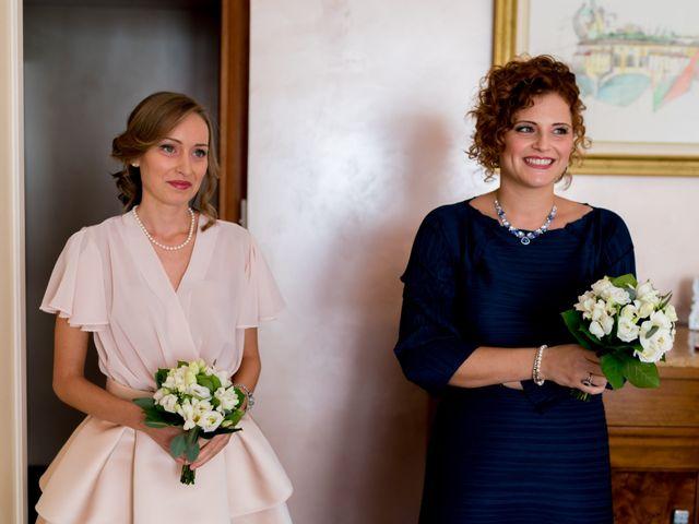 Il matrimonio di Matteo e Silvia a Bracciano, Roma 7