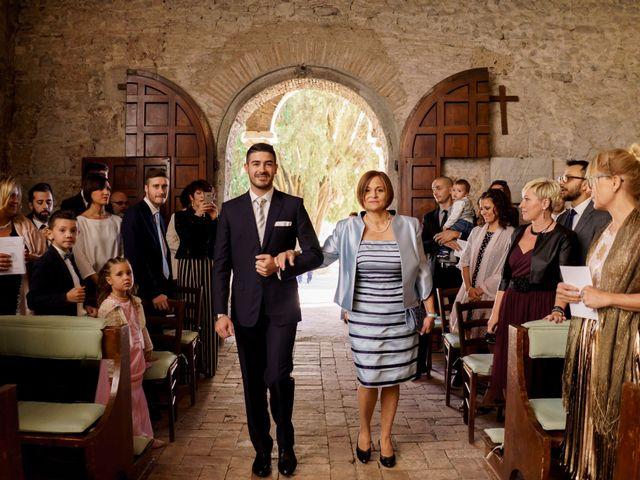 Il matrimonio di Matteo e Silvia a Bracciano, Roma 15