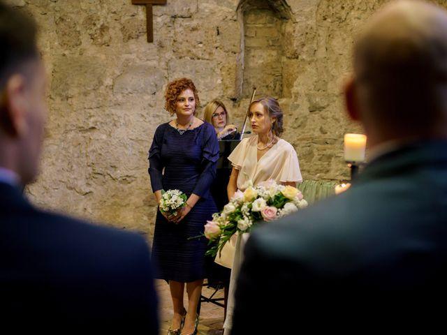 Il matrimonio di Matteo e Silvia a Bracciano, Roma 19