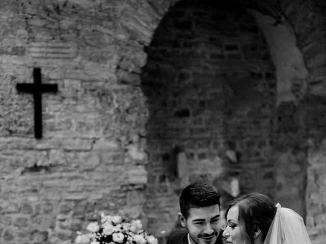Il matrimonio di Matteo e Silvia a Bracciano, Roma 10