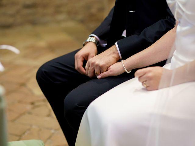Il matrimonio di Matteo e Silvia a Bracciano, Roma 17