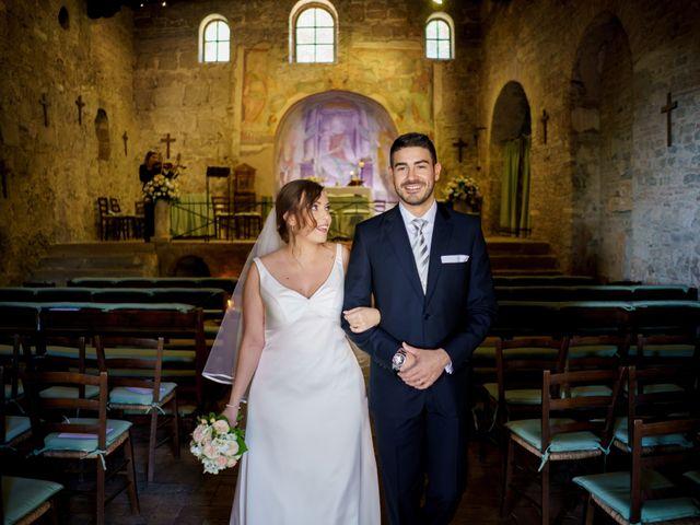 Il matrimonio di Matteo e Silvia a Bracciano, Roma 18
