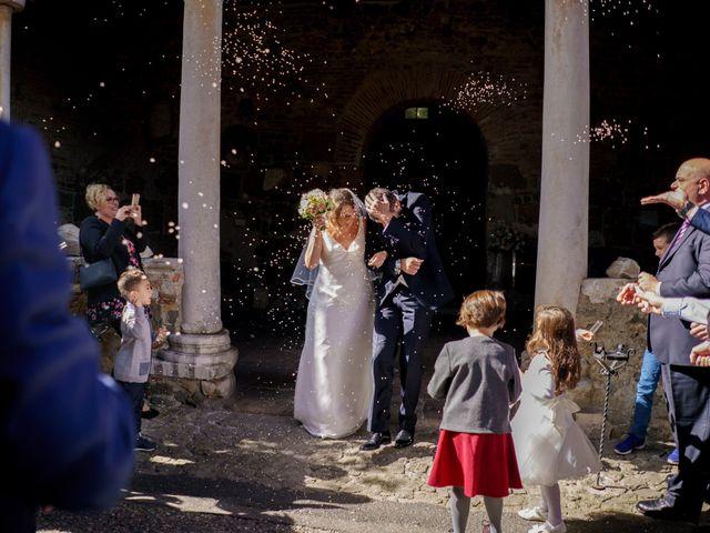 Il matrimonio di Matteo e Silvia a Bracciano, Roma 29