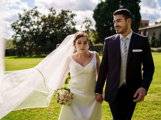 Il matrimonio di Matteo e Silvia a Bracciano, Roma 20