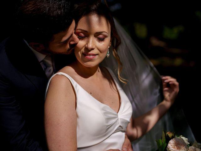 Il matrimonio di Matteo e Silvia a Bracciano, Roma 31