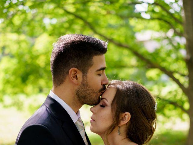 Il matrimonio di Matteo e Silvia a Bracciano, Roma 22