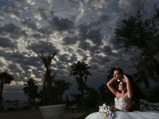 le nozze di Giusy e Viviano