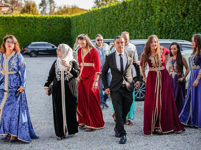 Il matrimonio di Stefano e Bassma a Caravaggio, Bergamo 22