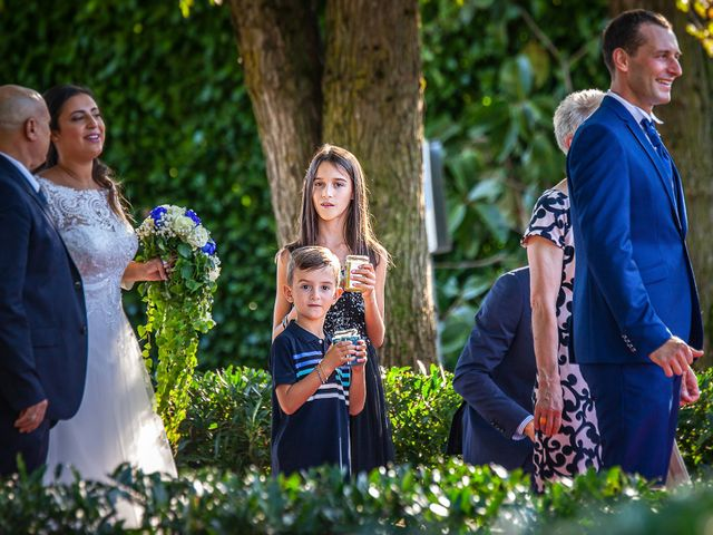 Il matrimonio di Stefano e Bassma a Caravaggio, Bergamo 27