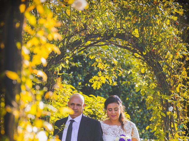 Il matrimonio di Stefano e Bassma a Caravaggio, Bergamo 30