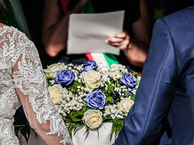Il matrimonio di Stefano e Bassma a Caravaggio, Bergamo 35