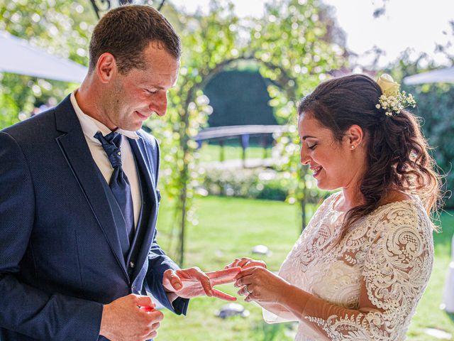 Il matrimonio di Stefano e Bassma a Caravaggio, Bergamo 37