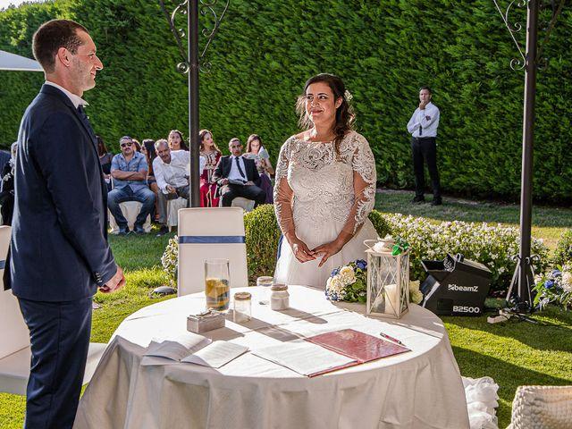 Il matrimonio di Stefano e Bassma a Caravaggio, Bergamo 38
