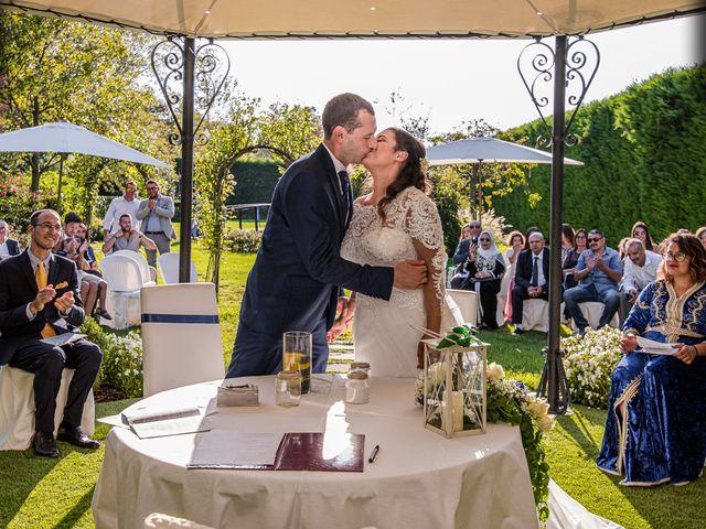 Il matrimonio di Stefano e Bassma a Caravaggio, Bergamo 40