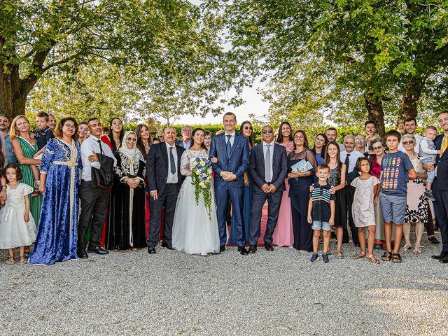 Il matrimonio di Stefano e Bassma a Caravaggio, Bergamo 41