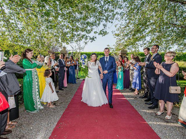 Il matrimonio di Stefano e Bassma a Caravaggio, Bergamo 42