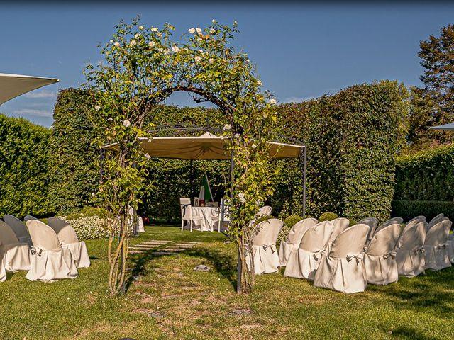 Il matrimonio di Stefano e Bassma a Caravaggio, Bergamo 44