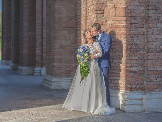 Il matrimonio di Stefano e Bassma a Caravaggio, Bergamo 46