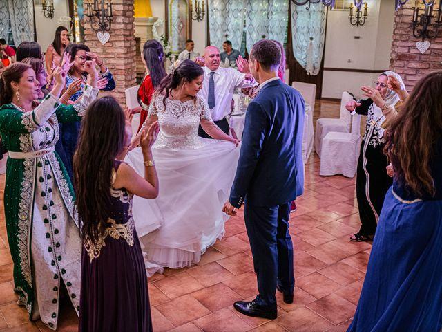 Il matrimonio di Stefano e Bassma a Caravaggio, Bergamo 54