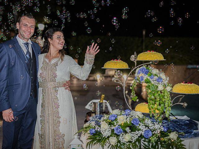 Il matrimonio di Stefano e Bassma a Caravaggio, Bergamo 65