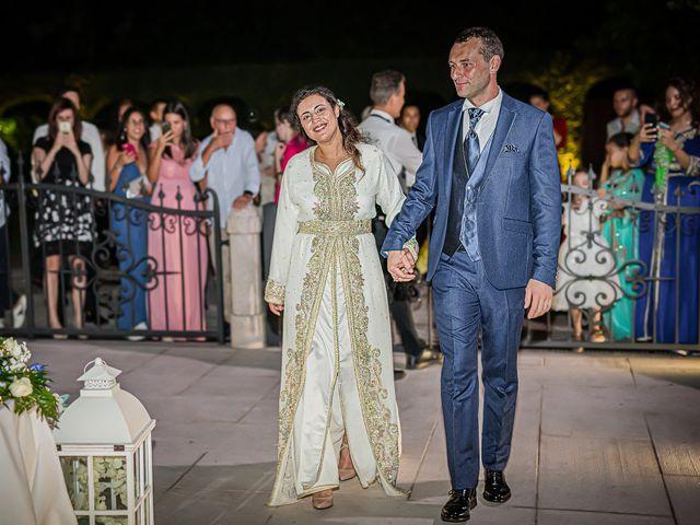Il matrimonio di Stefano e Bassma a Caravaggio, Bergamo 66