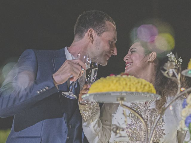 Il matrimonio di Stefano e Bassma a Caravaggio, Bergamo 70