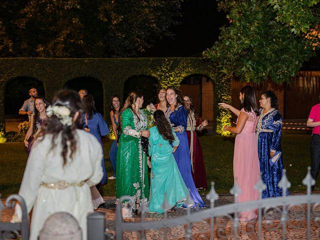 Il matrimonio di Stefano e Bassma a Caravaggio, Bergamo 71