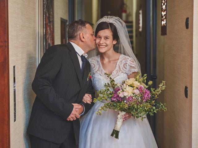 Il matrimonio di Libni e Andressa a Pontenure, Piacenza 12