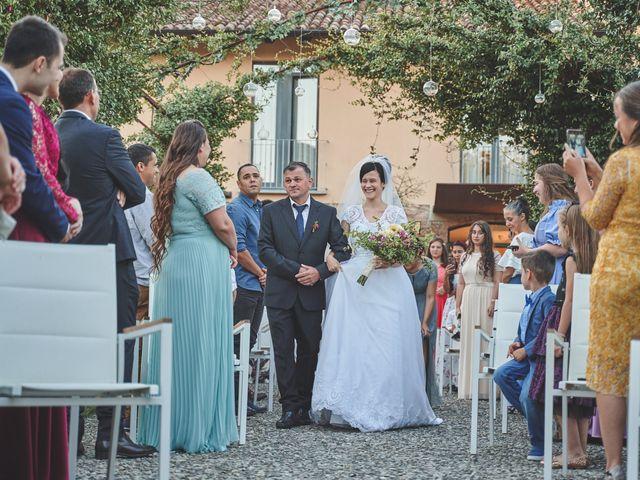 Il matrimonio di Libni e Andressa a Pontenure, Piacenza 14