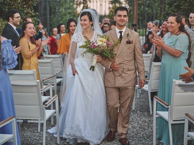 Il matrimonio di Libni e Andressa a Pontenure, Piacenza 16