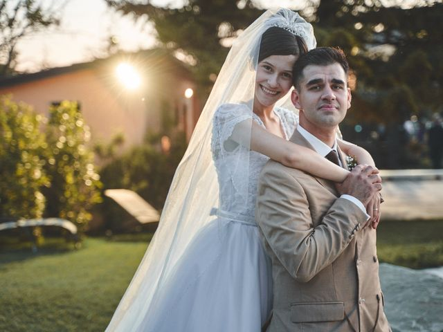 Il matrimonio di Libni e Andressa a Pontenure, Piacenza 19