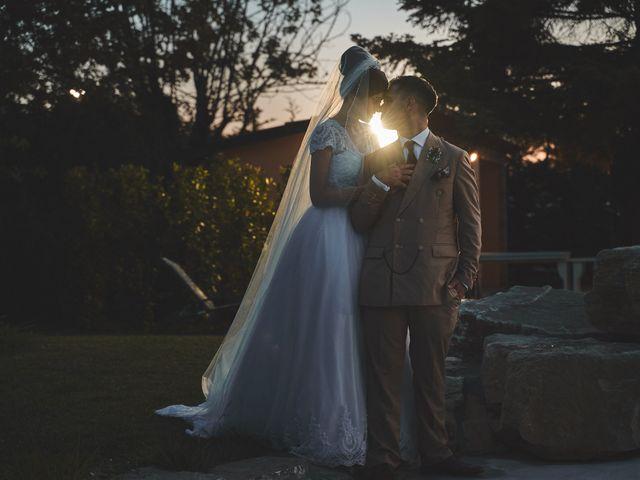 Il matrimonio di Libni e Andressa a Pontenure, Piacenza 20