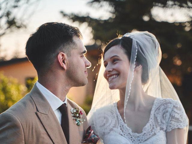 Il matrimonio di Libni e Andressa a Pontenure, Piacenza 1