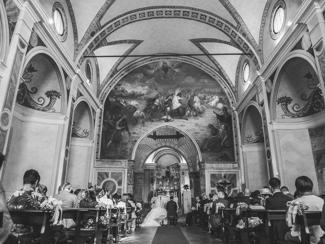 Il matrimonio di Paolo e Maggie a Milano, Milano 38