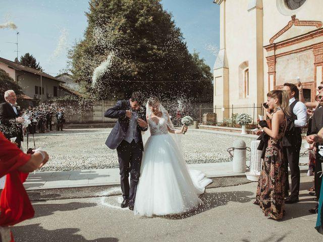 Il matrimonio di Paolo e Maggie a Milano, Milano 47