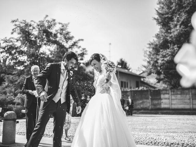Il matrimonio di Paolo e Maggie a Milano, Milano 51