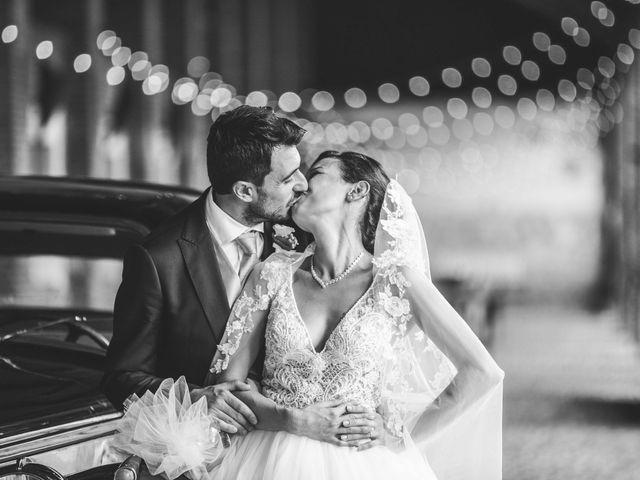 Le nozze di Maggie e Paolo