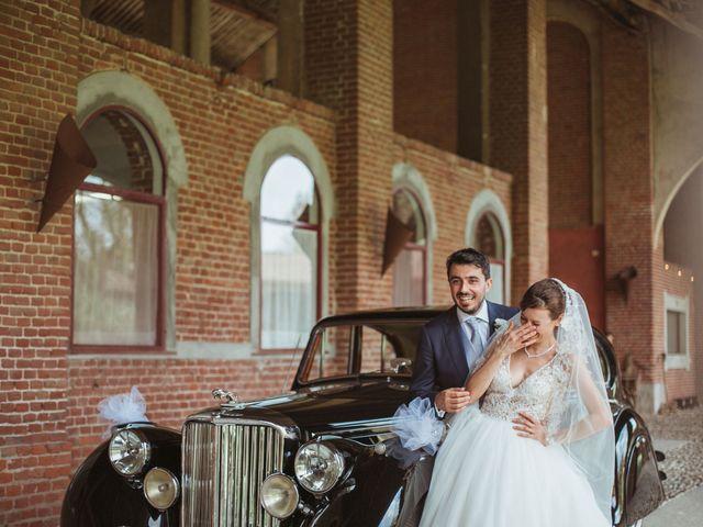 Il matrimonio di Paolo e Maggie a Milano, Milano 62