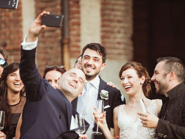 Il matrimonio di Paolo e Maggie a Milano, Milano 76