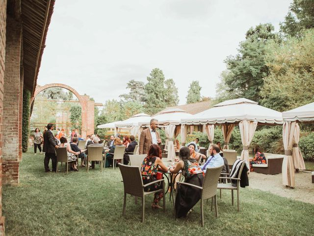 Il matrimonio di Paolo e Maggie a Milano, Milano 77
