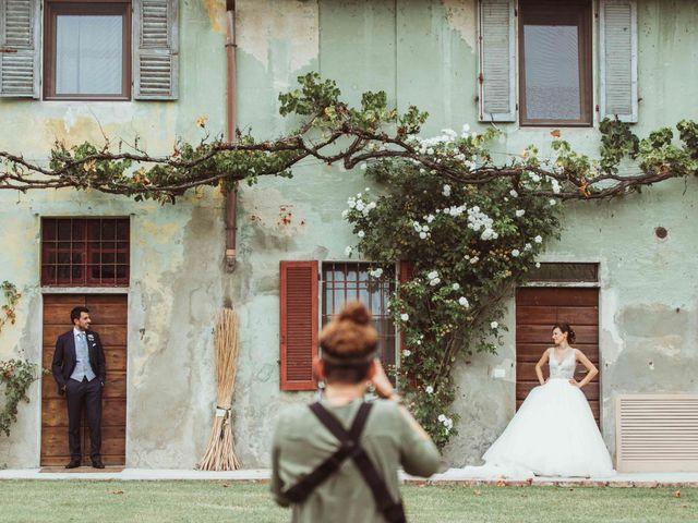 Il matrimonio di Paolo e Maggie a Milano, Milano 82