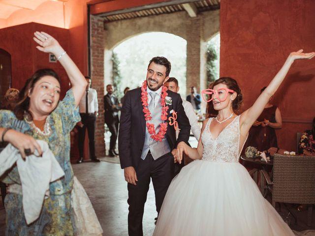 Il matrimonio di Paolo e Maggie a Milano, Milano 110