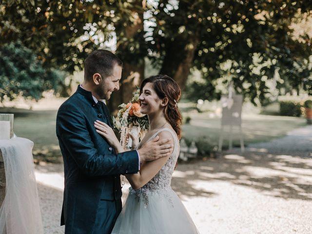 Le nozze di Angelo e Clarissa