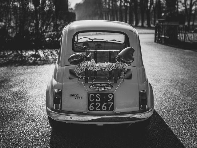 Il matrimonio di Luca e Stefania a Nova Milanese, Monza e Brianza 15