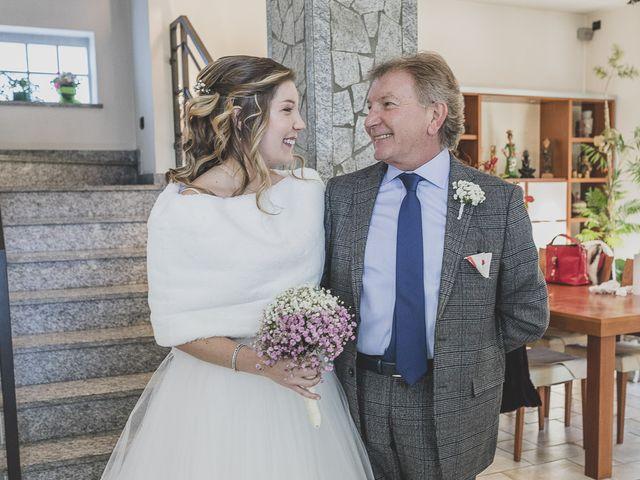 Il matrimonio di Luca e Stefania a Nova Milanese, Monza e Brianza 16