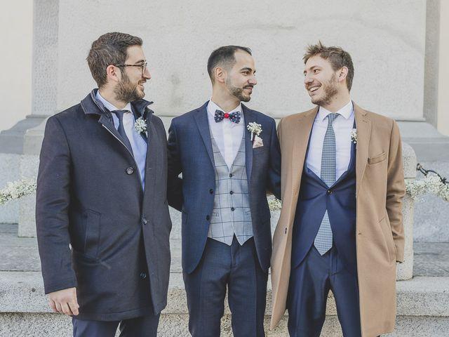 Il matrimonio di Luca e Stefania a Nova Milanese, Monza e Brianza 20